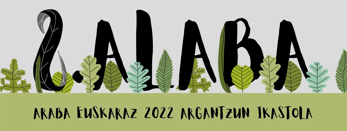 Araba Euskaraz 2022